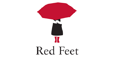Red Feet Wines Logo